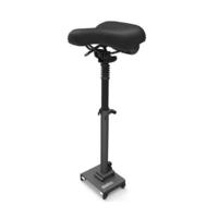 Сиденье Ninebot с амортизатором для электросамоката KickScooter ES1, ES2, Xiaomi M365